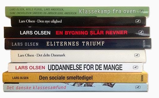 Bøger skrevet af Lars Olsen